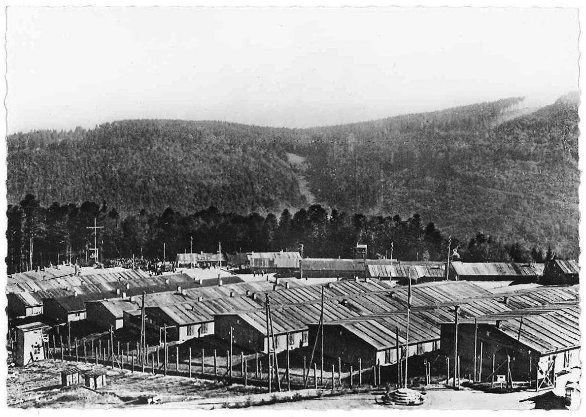 Camp du struthof 1944